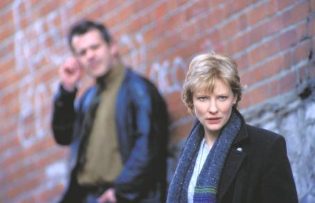 Veronica Guerin Darragh Kelly and Cate Blanchett in