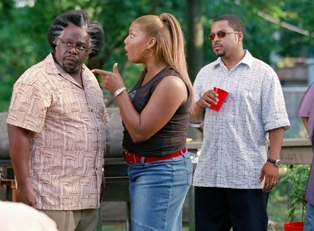 Barbershop 2: Back in Business Queen Latifah in Barbershop 2
