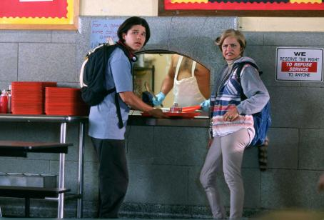Strangers with Candy Carlo Alban with Amy Sedaris in THINKFilms,  directed by Paul Dinello.