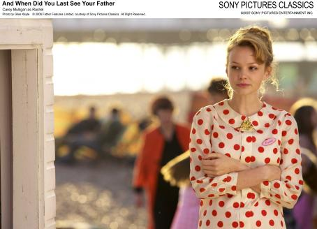 Carey Mulligan  as Rachel. Photo by Giles Keyte © 2006 Father Features Limited, courtesy of Sony Pictures Classics. All Right Reserved.