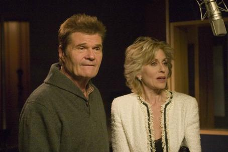 Fred Willard  and Judith Light in IRA & ABBY, a Magnolia Pictures Release. Photo courtesy of Magnolia Pictures.