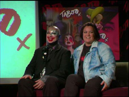 Rosie O'Donnell Boy George and Rosie O'Donnell in Show Business - 2007