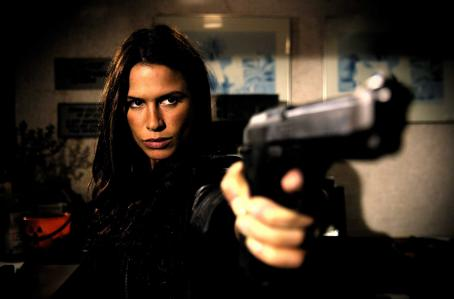 Skinwalkers Rachel (Rhona Mitra) from the film SKINWALKERS. Photo credit: Steve Wilkie
