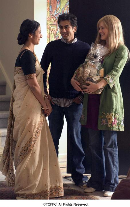 Tabu From left:  , Kal Penn and Jacinda Barrett in THE NAMESAKE. Photo Credit: Abbot Genser