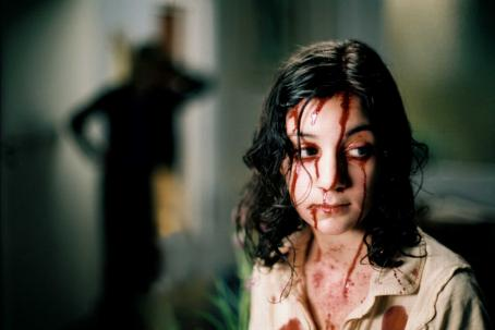 Lina Leandersson  in LET THE RIGHT ONE IN, a Magnet Release. Photo courtesy of Magnet Releasing.