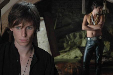 Eddie Redmayne  as Antony Baekeland and Unax Ugalde as Black Jake in SAVAGE GRACE directed by Tom Kalin. © 2007 Monfort Producciones S.L - Lace Curtain Productions Inc.-Celluloid Dreams ALL RIGHTS RESERVED. An IFC Films release.