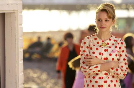 Carey Mulligan  as Rachel. Photo by Giles Keyte © 2006 Father Features Limited, courtesy Sony Pictures Classics. All Rights Reserved.