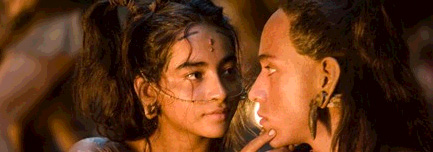 Apocalypto Action Adventure movie from Walt Disney Studios',