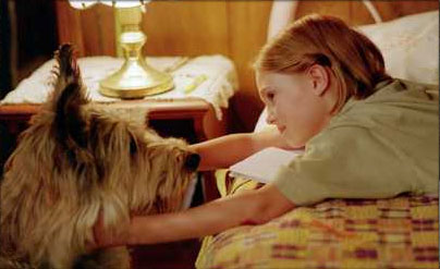 Because of Winn-Dixie Annasophia Robb as Opal in Twentieth Century Fox'  directed by Wayne Wang - 2005.