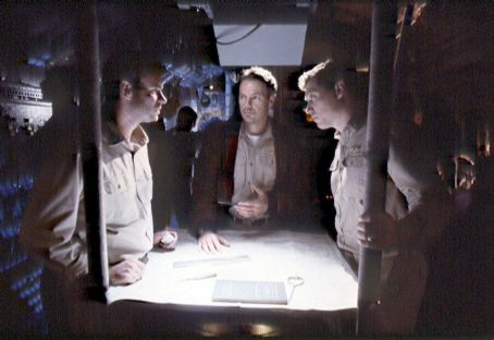 Holt McCallany Scott Foley, Bruce Greenwood and  in Miramax's Below - 2002