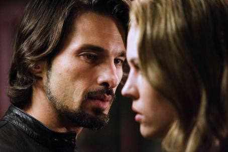 Agnes Bruckner OLIVIER MARTINEZ stars as Gabriel and AGNES BRUCKNER stars as Vivian in the werewolf thriller BLOOD & CHOCOLATE distributed by Metro-Goldwyn-Mayer Distribution Co., A Division of Metro-Goldwyn-Mayer Studios Inc. Photo Credit: Toni Salabasev. Copyright © 2