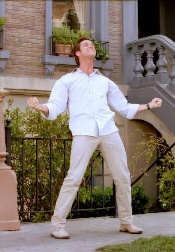 Bruce Almighty Jim Carrey in Universal's  - 2003