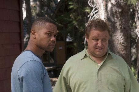 Daddy Day Camp Cuba Gooding Jr. (left) and Paul Rae star in DADDY DAY CAMP, a TriStar Pictures release. Photo credit: Susie Ramos
