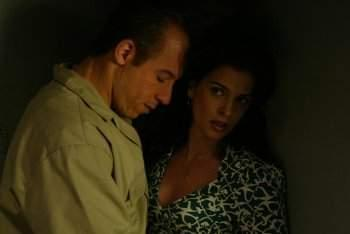 Annabella Sciorra Vin Diesel &  in Find Me Guilty