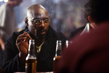 Isaiah Washington  in Warner Brothers' Ghost Ship - 2002
