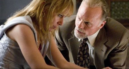 Gone Baby Gone Amy Ryan as Helene and Ed Harris as Bressant in GONE BABY GONE.