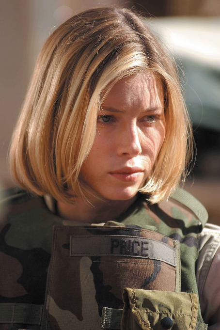 Home of the Brave Jessica Biel star as Vanessa Price in  - 2006. Photo by: Courtesy of Metro-Goldwyn-Mayer Pictures Inc. © 2006  Productions, Inc.