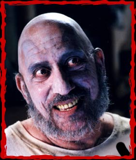 Captain Spaulding Sid Haig as  in Lions Gate Films' House of 1000 Corpses - 2003