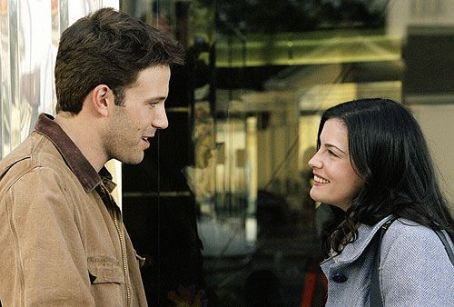 Jersey Girl Maya (Liv Tyler) and Ollie (Ben Affleck)
