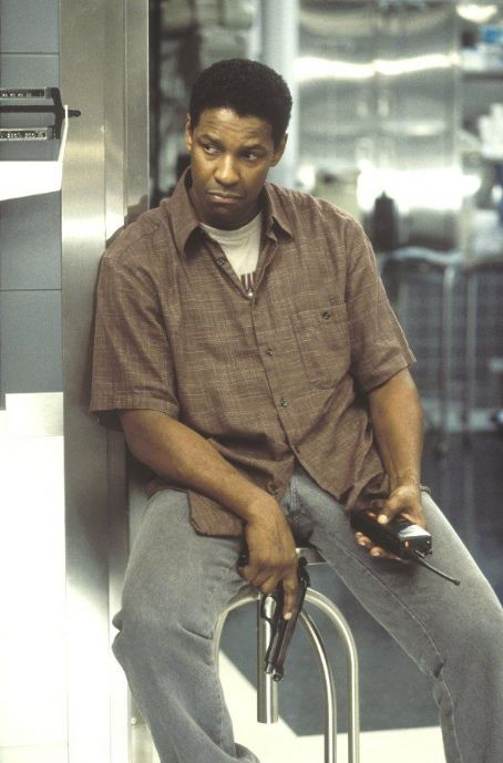 John Q Denzel Washington in New Line's  - 2002