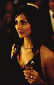 Johnny English Natalie Imbruglia in Universal's  - 2003
