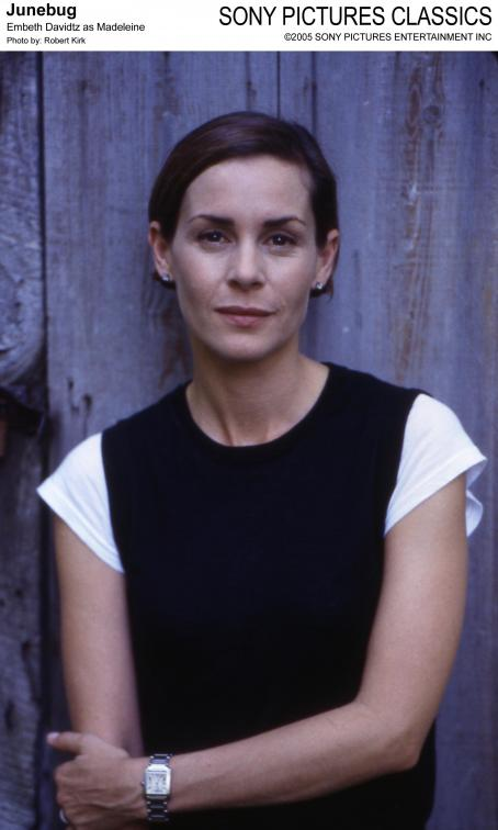 Embeth Davidtz  as Madeleine; Photo by: Robert Kirk.