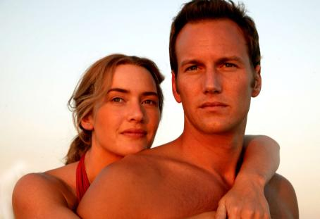 "Little Children (left to right) Kate Winslet stars as ""Sarah"" and Patrick Wilson stars as ""Brad"" in New Line Cinema's upcoming release of Todd Field's LITTLE CHILDREN. Photo Credit: ©2006 Robert Zuckerman/New Line Productions"