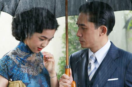 Lust, Caution Wei Tang as Wang Jiazhi and Tony Leung Chiu Wai as Mr. Yee in Focus Features' .