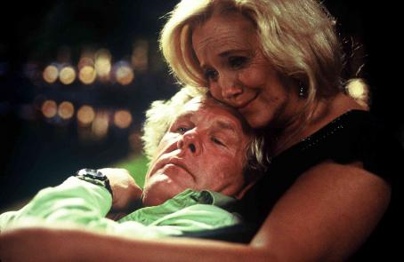 Sally Kirkland Nick Nolte with  in James Ponsoldt drama 'Off the Black'