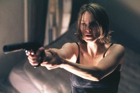 Panic Room Jodie Foster as Meg Altman in Columbia's  - 2002
