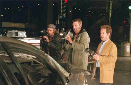 Paparazzi Tom Sizemore as Rex in  - 2004