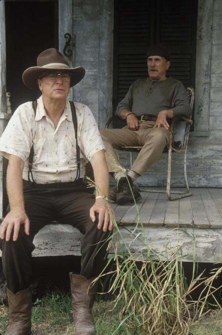 Secondhand Lions Michael Caine and Robert Duvall
