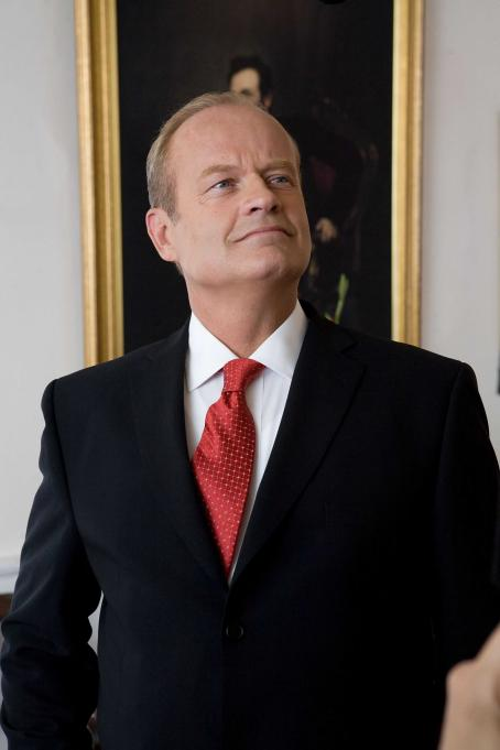 Swing Vote Kelsey Grammer in SWING VOTE.