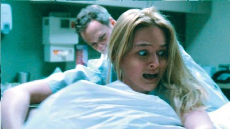 Jess Weixler Josh Pais as Dr. Godfrey and  star as Dawn in comedy horror's Teeth