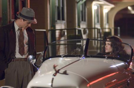 The Black Dahlia Josh Hartnett and Hilary Swank in Universal Pictures misteries,  - 2006