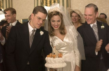 The Good Shepherd Matt Damon and Angelina Jolie in Universal Pictures',  - 2006