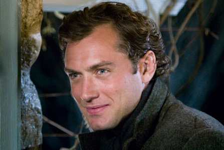 The Holiday Jude Law star as Graham in Sony Pictures'  - 2006