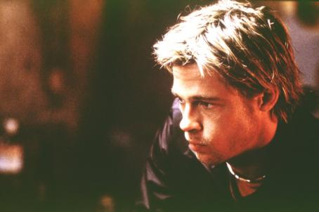 The Mexican Brad Pitt as Jerry Welbach in Gore Verbinski's  - 2001