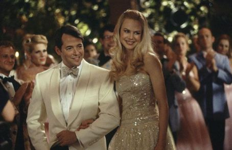 The Stepford Wives Matthew Broderick and Nicole Kidman in Frank Oz's  - 2004