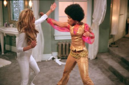 Aunjanue Ellis Denise Richards and  in Universal's Undercover Brother - 2002