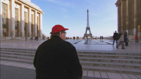 Michael Moore  explores America's health care system in his documentary SICKO. Photo by TWC 2007.