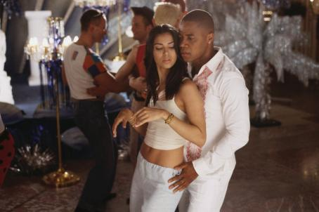 Cuba Gooding Jr. Jerry falls head-over-heels for Gabriella (Roselyn Sanchez), the only woman on the ship.