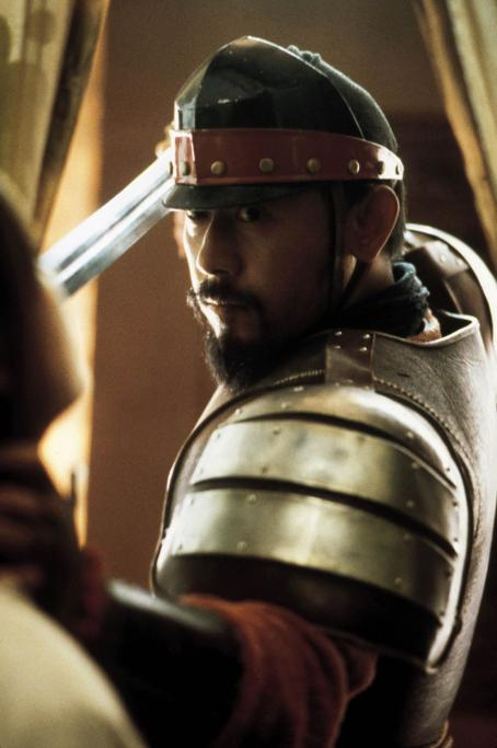 Warriors of Heaven and Earth Jiang Wen as Lieutenant Li