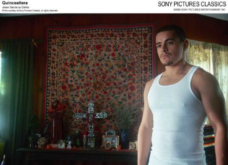 Jesse Garcia  as Carlos. Photo coustesy of Sony Pictures Classics, all rights reserved.