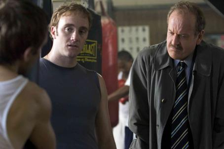 Jay Mohr  and Kelsey Grammer in Even Money, a Yari Film Group release.  ©2007 Yari Film Group Releasing.