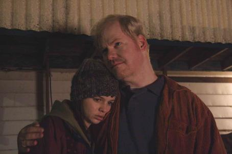 Jim Gaffigan Stephanie Daley (Amber Tamblyn) and Joe () in Stephanie Daley - 2007