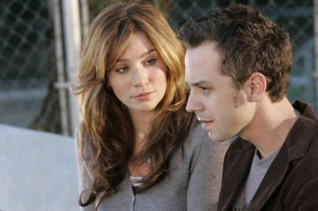 Lynn Collins  as Lola and Giovanni Ribisi as Solo in THE DOG PROBLEM, written and directed by Scott Caan. Photo credit: Sam Urdank/Thousand Words