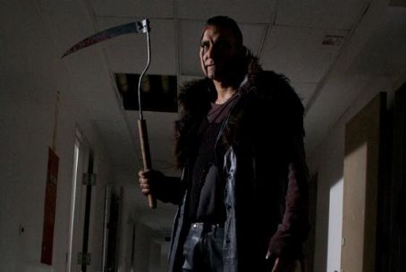 Vinnie Jones  star as Mongrel in After Dark Films Horrorfest 'Tooth and Nail'