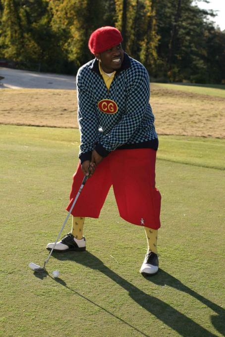 Big Boi  stars as C-Note in Don Michael Paul's Who's Your Caddy? Photo by: Courtesy of Dimension Films, 2007 / Fred Norris