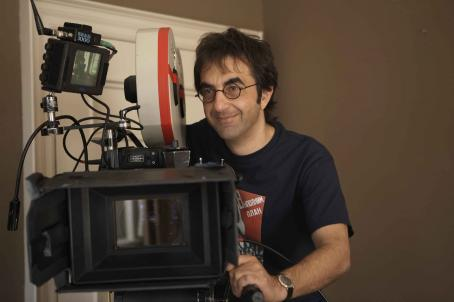 "Adoration ""Writer and director Atom Egoyan on the set of ADORATION."" Photo: Sophie Giraud. ©  Productions. Courtesy of Sony Pictures Classics. All Rights Reserved."